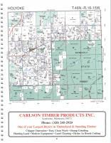 Map Image 012, Carlton County 2001